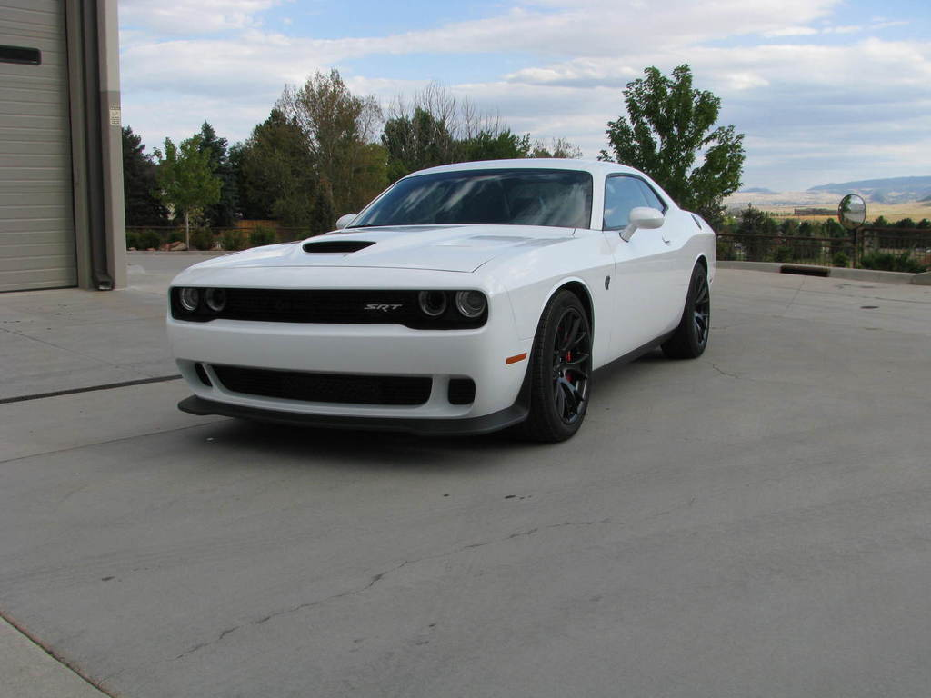 Summit Classic Cars 2015 Dodge Challenger Srt8 Hellcat Sold