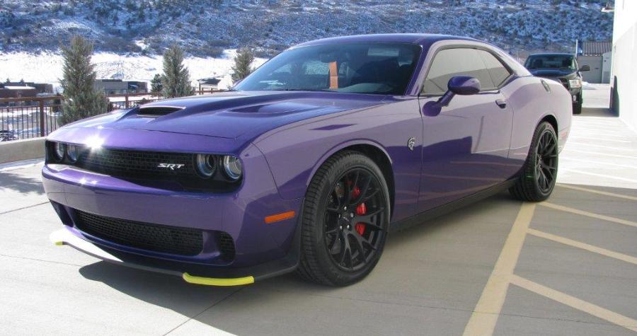 Sold 2016 Dodge Challenger Srt Hellcat Stock P 70