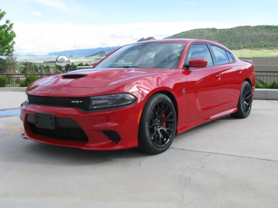 summit classic cars 2016 dodge charger hellcat sold. Black Bedroom Furniture Sets. Home Design Ideas